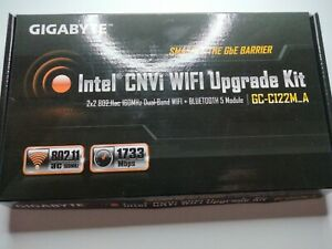 GIGABYTE GC-CI22M_A CNVi WiFi Wireless-AC Upgrade kit