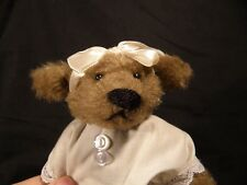 Teddy Bear Bearly There by Linda Spiegel Sissy To Market Limited Edition w/ tag