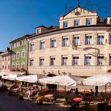 Bayerische Alpen 3 Tage Urlaub Bad Tölz Posthotel Kolberbräu Reise-Gutschein