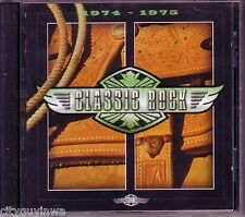 TIME LIFE Classic Rock 1974-1975 Various Artists 2 CD John Miles 10cc ZZ Top