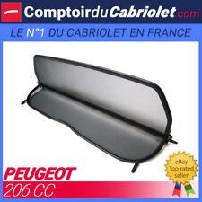Filet anti-remous saute-vent, windschott Peugeot 206 cc cabriolet - TUV