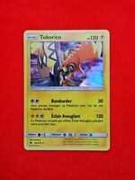 46/214 carte Pokemon SL8 Tonnerre Perdu Card Game HOLO TOKORICO