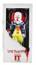LDD LIVING DEAD DOLLS Pennywise IT 1990 The movie Mezco Toys Action Figure