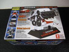 Hawk Lindberg Dodge 6.1 SRT Hemi V8 Engine 1:6 Scale Model Kit 11071 NIB MOTORE