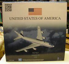INFLIGHT 200 - UNITED STATES OF AMERICA - USAF - BOEING E-4B - FLYING WHITEHOUSE