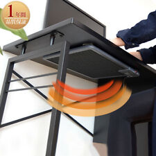 Desk Panel Heater Kotatsu low-profile heater with 3-hour timer from Japan