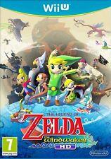 Zelda the Wind Waker sur Nintendo Wii U