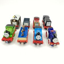 Thomas The Train Magnetic Metal Die Cast Trains Diesel Monkey Car Percy Lot of 8