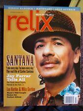 RELIX MAGAZINE SEPT/OCT. 2005 SANTANA JAY FARRAR LEO KOTKE MIKE GORDON