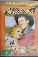 DVD Oklahoma Gordon MacRae Shirley Jones Region 4