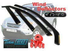 Honda CR-V  2001 - 2006  5.doors  Wind deflectors  4.pc  HEKO  17117