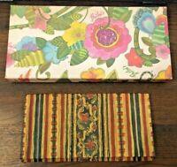 Vintage Japanese Paper Wagami Kyoto Yuzenzome Zemliya Paper Products Wallet