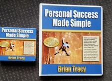 Personal Succes Made Simple Training Kit by Brian Tracy. 14 audio cds & workbook