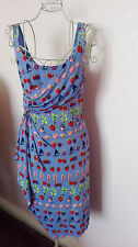 Versace for H&M womens dress size 10 BNWT