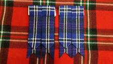 T C pour hommes flashes CHAUSSETTES DE KILT héritage scotlandtartan / écossais