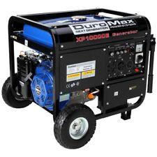 DuroMax XP10000E 10000-Watt 18-Hp Portable Gas Electric Start Generator NO TAX