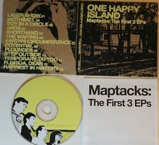 cd: ONE HAPPY ISLAND - MATTOCKS - THE FIRST 3 EPS