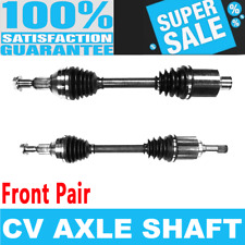 Front 2x CV Axle Assembly for BUICK ENCLAVE 08-13