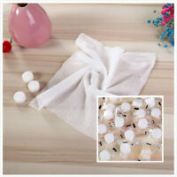 10pcs Magic Disposable Compressed Face Towel Nonwoven Candy Towel Travel Outdoor