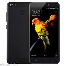 "Xiaomi Redmi 4X 32Go ROM 3Go RAM DoubleSim Débloqué Smartphone 5.0"" Mobile Noir"