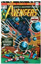1)AVENGERS #137(7/75)BEAST & MOONDRAON JOIN(IRON MAN/THOR/STRANGER)(NM)CGC IT!!!