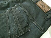*HOT Women's DIESEL @ FAYZA Art 816V - RELAXED BOYFRIEND BLACK Denim Jeans 4/ 27