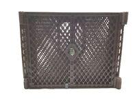 North States MyPet 34 Sq. Ft. Petyard Passage: 8 panel pet enclosure with lockab