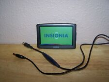 "Insignia NS-NAV01 4.3"" Touchscreen Portable GPS Navigation System With 2 GB card"