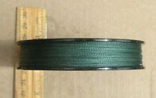 300yds MOSS GREEN SUPER LINE POWER BRAID 40lb test Braided Pro Fishing Line