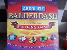 4 players Balderdash 12-16 Years Board & Traditional Games