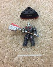 Mega Bloks Halo Heroes Series 4 Banished Decimus Figure Set