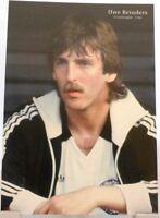 Uwe Reinders + Fußball Nationalspieler DFB + Fan Big Card Edition B76 +