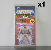 Single Protective Case For MOC Vintage He-Man Masters Of The Universe MOTU