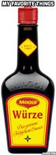 Maggi Wurze Classic Liquid Seasoning 250ml bottle, UK Stock