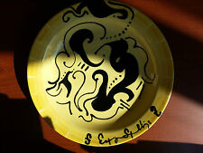 ESPERANZA SPALDING Signed Designed Bowl - One of a Kind - Autographed Art
