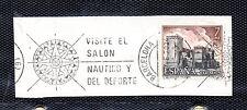España Salon Nautico y Deporte Barcelona año 1978 (BL-177)