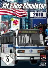 City Bus Simulator 2010: New York (PC, 2009, DVD-Box)