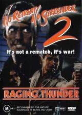 No Retreat, No Surrender 02 - Raging Thunder (DVD, 2004) - Region 4