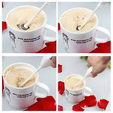 Mini Handy Electric Whisk Mixer Coffee Milk Frother Foamer Kitchen Tool Blender