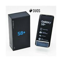"SMARTPHONE SAMSUNG GALAXY S8 PLUS DUOS 64GB GOLD 6,2"" DUALSIM G955FD G955F."