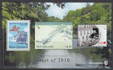 NEW ZEALAND BEST OF POINTS SINGLE MINI SHEET 2010/1 (ID:85F/D18311)