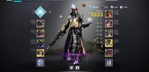 Grandmaster Nightfall Read Description!!!!