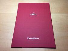 Folder Cover OMEGA Costellazione - Cartelletta Portadocumenti - Cartone Paper