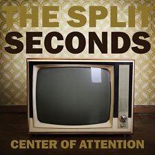 SPLIT SECONDS - CENTER OF ATTENTION   CD NEU