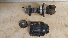 1992 YAMAHA MOTO 4 350 BEVEL GEAR ASSEMBLY WITH COVER  #1