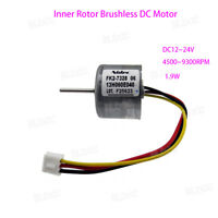 Nidec 13H060E Built-in Driver12V 18V Internal Rotor Micro Brushless Motor CCW FY