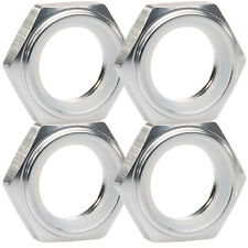 1:8 Wheel Nuts Stop Nuts Silver 17 mm 6-kant Set of 4 partcore 310013