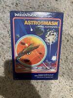 ASTROSMASH - Intellivision Mattel Electronics 1981 Vintage Game BRAND NEW SEALED