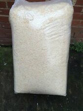 80x Large Bale (Bail) Of Shavings Approx 22kg (Van Full) National Delivery @cost