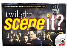 Twilight Scene It? - Trivia Board Game with DVD Movie Clips - Mattel - Ages 13+